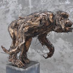 Chimpanzé 90X90X110 cm (3)