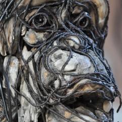 Chimpanzé détail (2)