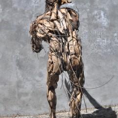 La condition humaine 160X100X70 cm (5)