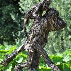 Maman orang outan et son enfant(6)