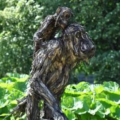 Maman orang outan et son enfant(8)